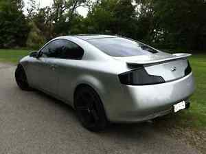 2003 Infiniti G35 Sport Coupe 6MT (Brembo Package)