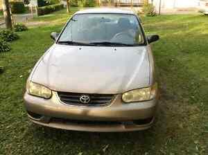 Toyota Corolla CE 2002