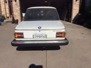 1975 BMW 2002 For Sale-Drive the Legend