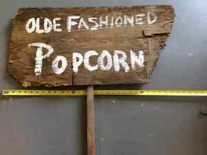 Popcorn Sign, wedding,anniversary, decor