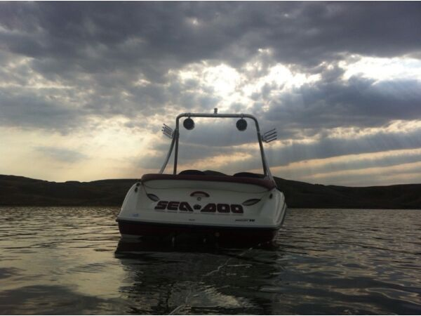 Used 2000 Sea Doo/BRP challenger 1800