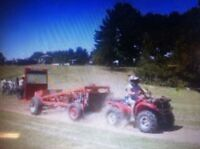 Atv pull markdale fall fair this Saturday