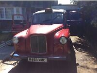 Fairway taxi ( black cab )