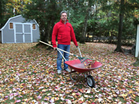 John's Lawn Maintenance and Yard Clean Up Service