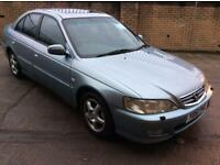 2001 Honda Accord 2.0i VTEC SE Executive 4dr Auto 4 door Saloon