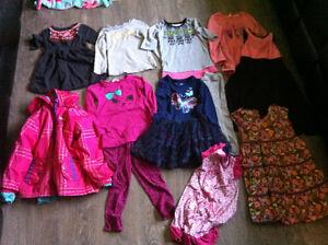 Vêtements filles 4-5ans