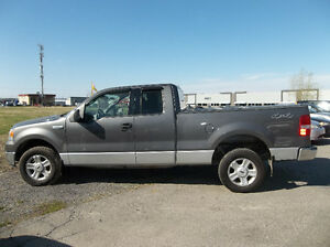 2004 Ford F-150 XLT  TRITON,SUPERCAP,4X4.CARPROOF INCLUD