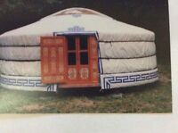 For sale : 2 Groovy Yurts