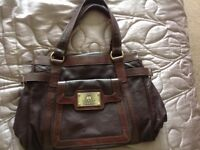 Great present BRAND NEW with dustbag Designer full leather ladies handbag Tommy and Kate