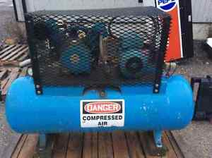 Hd air compressor, truck hoist, hydraulic conveyor London Ontario image 1