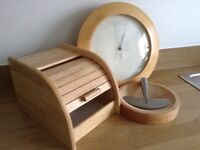 Wooden set for the kitchen £ 10