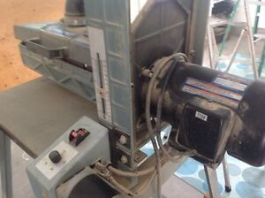 "King Canada Drum Sander with Dust Collector & 10"" table saw"