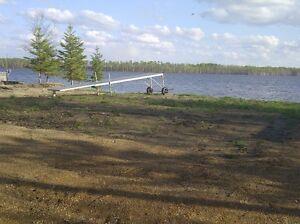 Lake Front Leased Lots at Lake Charron
