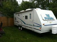 26ft Prowler Camper Trailer for rent
