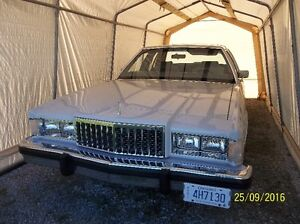 1986 LS Grand Marquis . Must be seen.