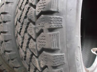 pneus d'hiver 215/70/15  $100