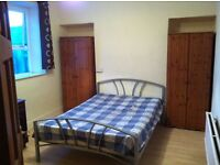Good size double room all bills included