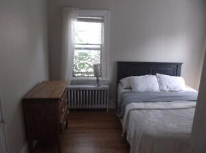 Bright Furnished Room for Rent in West end $650 November 1st.