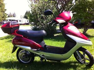 2008 Raylight Spectra Scooter