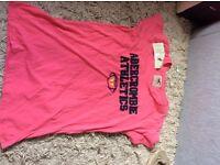 Pink Hollister T-Shirt