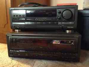 Stereo Radio & 60+1 CD player