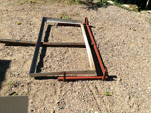 Frame and carry rack $35 Gatineau Ottawa / Gatineau Area image 2