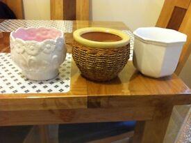 Homebase pots