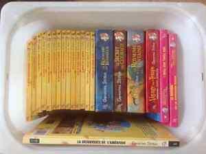 Collection de livres - Géronimo Stilton / Téa Stilton