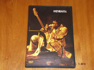 JIMI HENDRIX...DVD'S & CD'S Kitchener / Waterloo Kitchener Area image 4