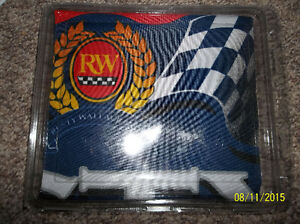 2003 Rusty Wallace flag, never opened Windsor Region Ontario image 2