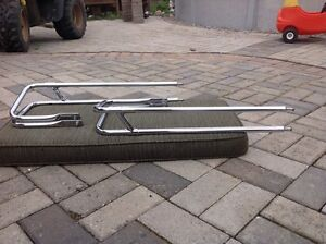 Saddlebag Guard Rails