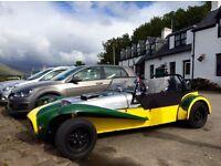 1997 2ltr Robin Hood Kit Car