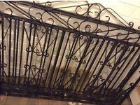 2 outdoor gates