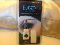 EZGO Rechargeable heated Eyelashes Curler £6