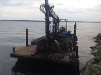 Working Barge
