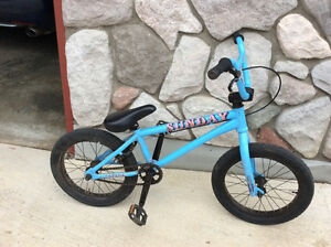 Boys Sunday BMX bike