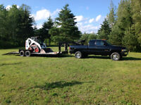 Gravel, Top Soil, Lawns, Stump Removal, Lot Clearing, Property C