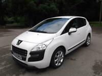 2012 Peugeot 3008 1.6 e-HDi 112 Access 5dr EGC Auto Hatchback Diesel Automatic