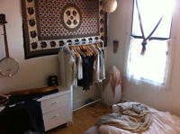$480 Mile End room sublet for July and August