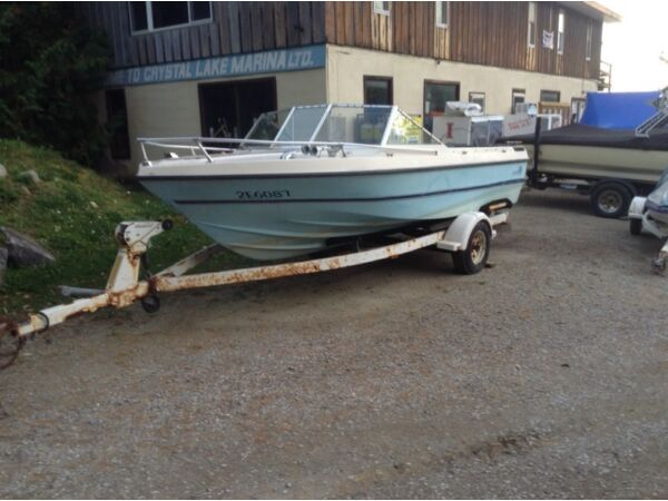 Used 1979 Doral Boats 17 foot
