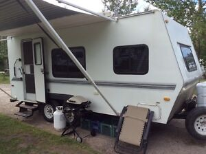 For sale four season Artic fox trailer(Sold)