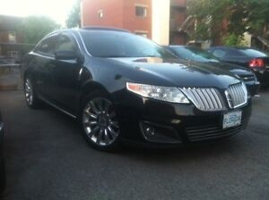 159000 km Lincoln MKS 2009 FULL EQUIP, NO RUST