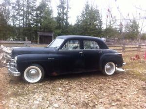 Winter Project. 49  Dodge