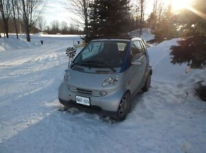 2005 Smart Fortwo Convertible