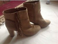 Brand new Truffle collection ladies boots size 7/40 new £5
