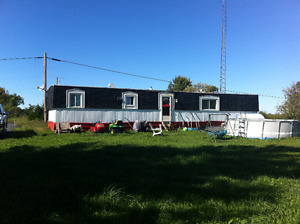 Mobile Home 14 x 63 TRADE FOR RV