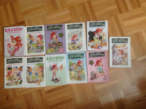 Katie Kazoo Chapter  Book Set - 11 books