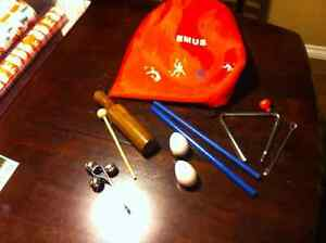 Empire Music Bag of Instruments