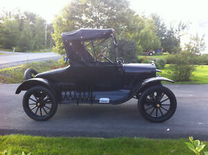 1917 Model T Ford runabout