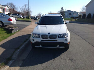 2009 BMW X3 SUV, Crossover